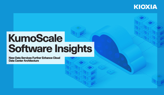 KumoScale Software Insights